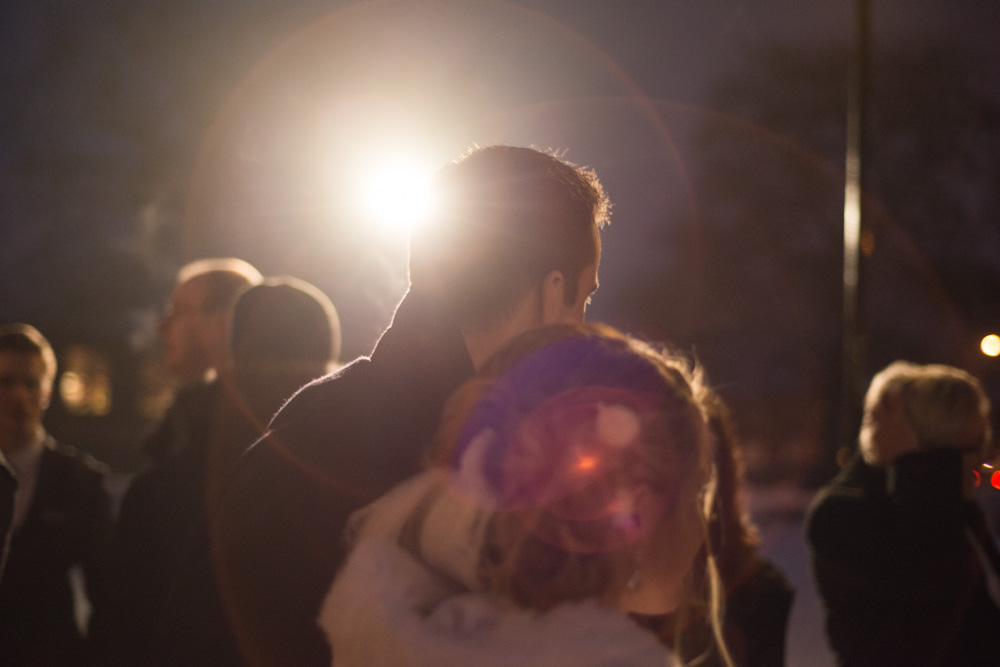 Bröllop i Tavelsjö