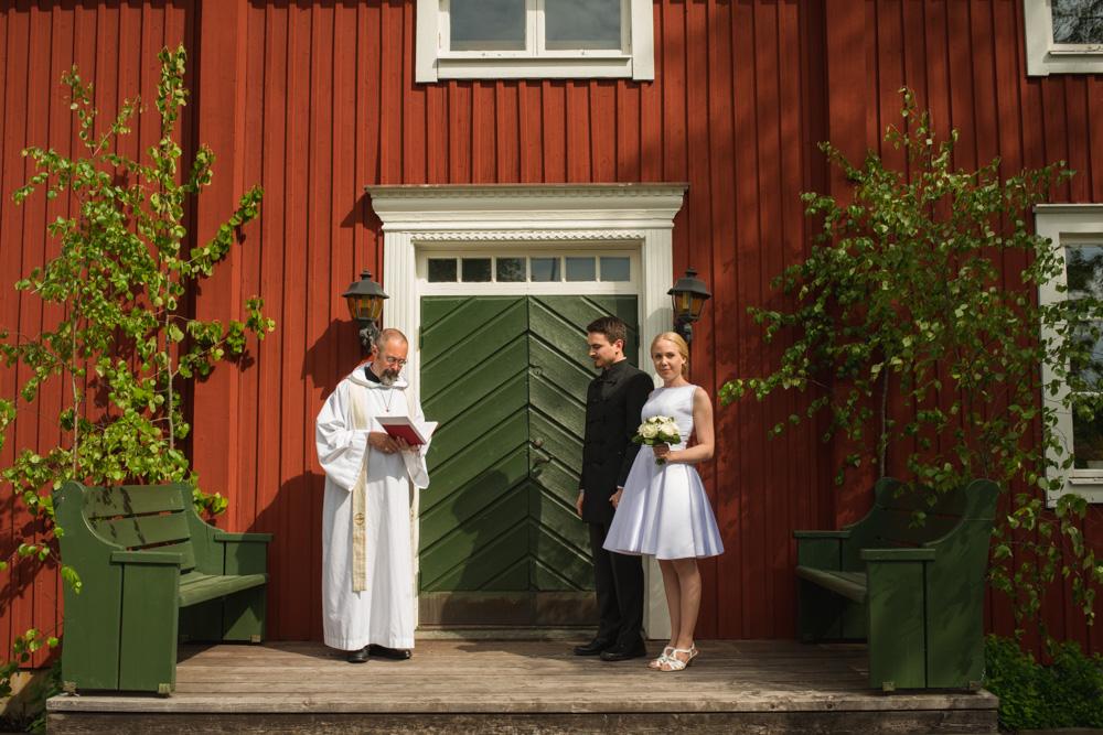 Åsa & Mártons bröllop på Brännlands Wärdshus 7/6-2014